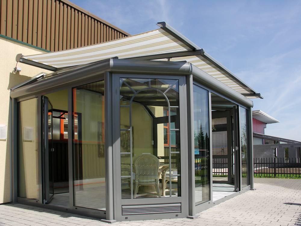 Installation store ext rieur loiret 45 meunier fr res - Keuken verandas ...