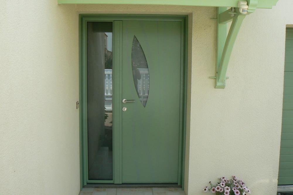 Achat et installation fen tre porte d 39 entr e loiret 45 for Achat porte entree
